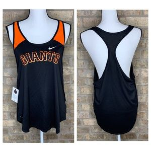 Nike Women's Dri-Fit Giants Tank Top - C33